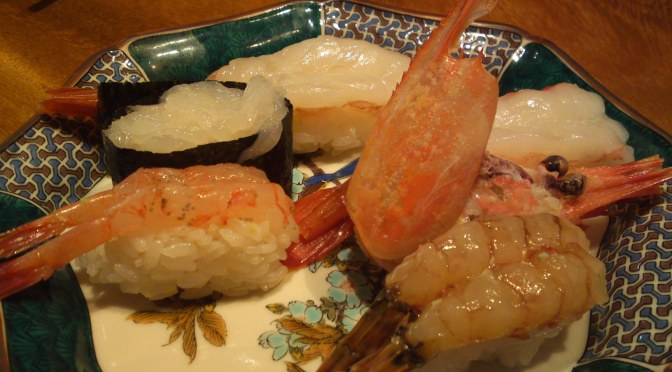 Sushi: Restaurant Mori Mori-Ville de Kanazawa!