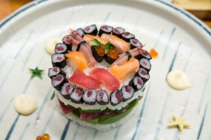 Sushi Millefeuille!