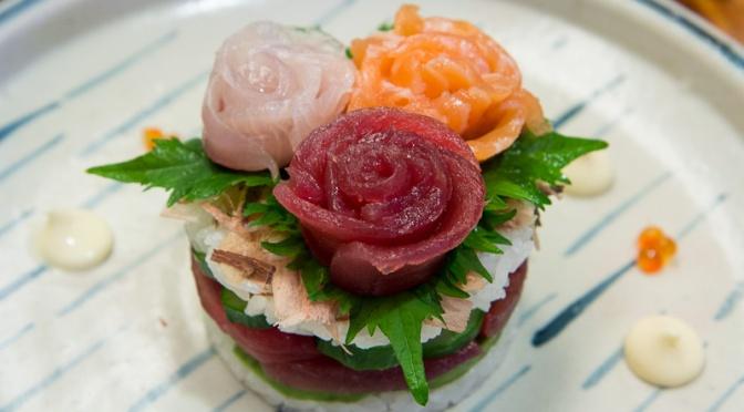 Sushi Millefeuille! Vous connaissez?
