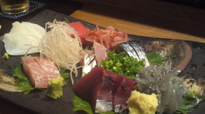 Izakaya Japonais: Kohaku dans la Ville de Shizuoka!