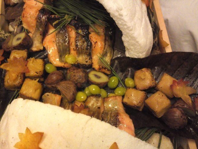 Gastronomie japonaise:  Dîner par «Shun no Kai» Dinner au restaurant Togaji, Ville de Shizuoka!