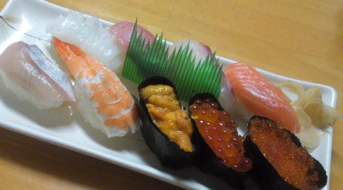 Sushi Chez le Poissonnier Yoshida Dans la Ville de Fukuoka!