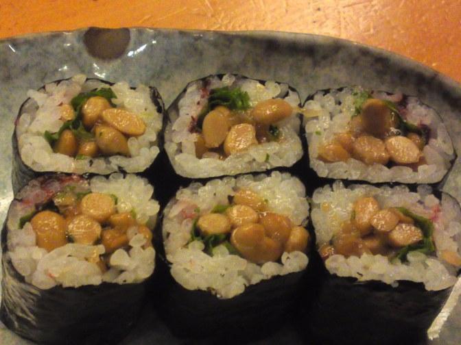 Restaurant de Sushi: Dîner au Sushi Ko (Mars 2015), Ville de Shizuoka!