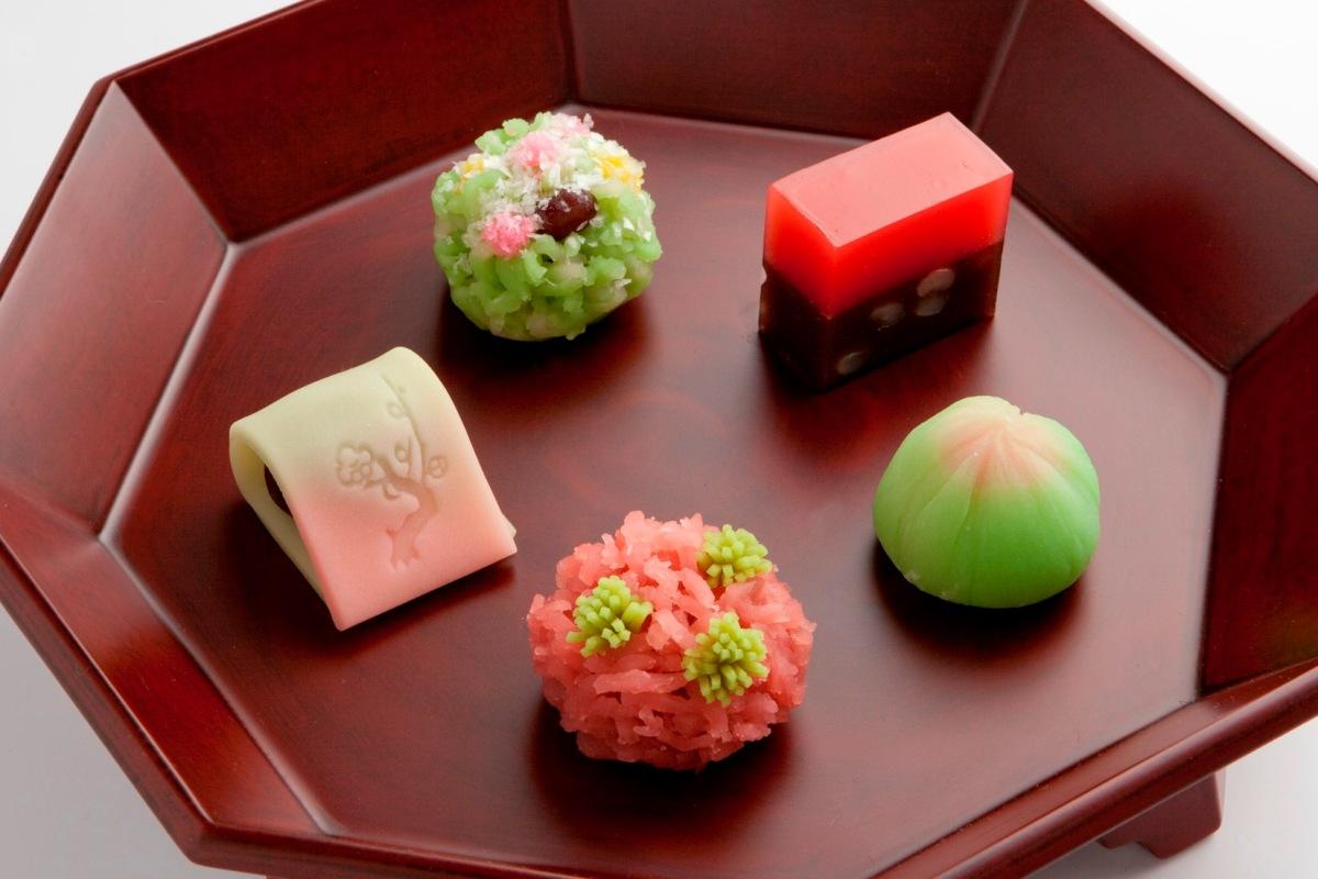 Wagashi/Gâteaux Japonais Végétariens & Végétaliens 1: Introduction