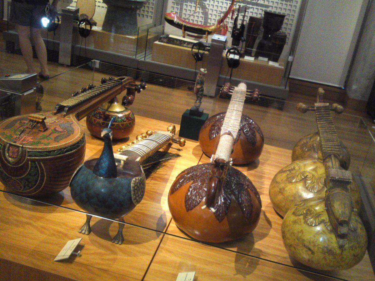 Musée d'Instruments de Musique de la Ville de Hamamatsu