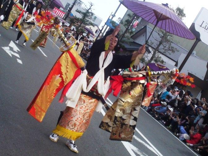 Les 3 Grands Festivals de la Ville de Shimada en 2016 et Aprés 3: Shimada Oo Matsuri-島田大祭