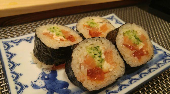 Dîner au Restaurant Sushi Shokunin Birukawa dans la Ville de Shizuoka!